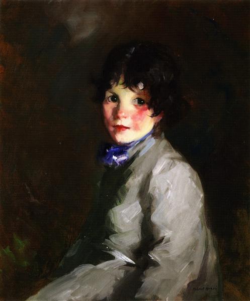 Catherine, 1913 - Robert Henri