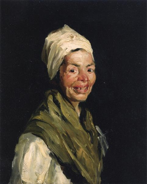 Celestina, 1908 - Robert Henri