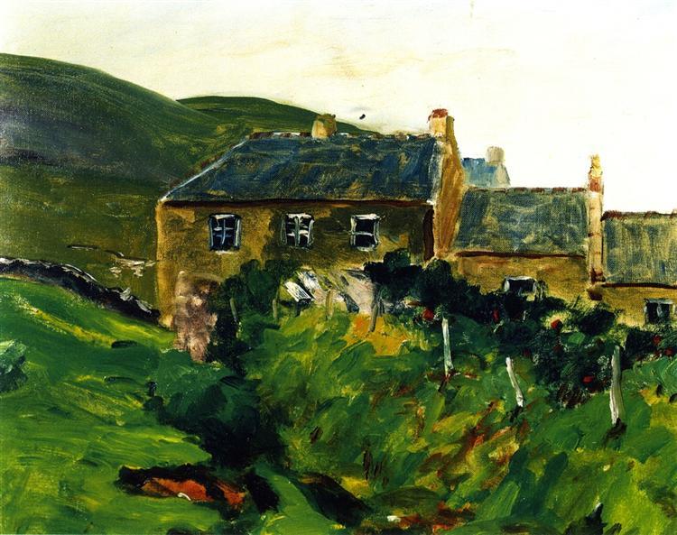 Corrymore, 1913 - Robert Henri
