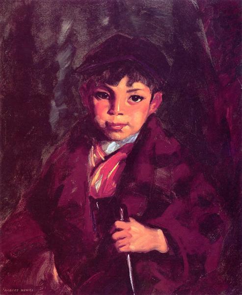 Francisco, 1922 - Robert Henri