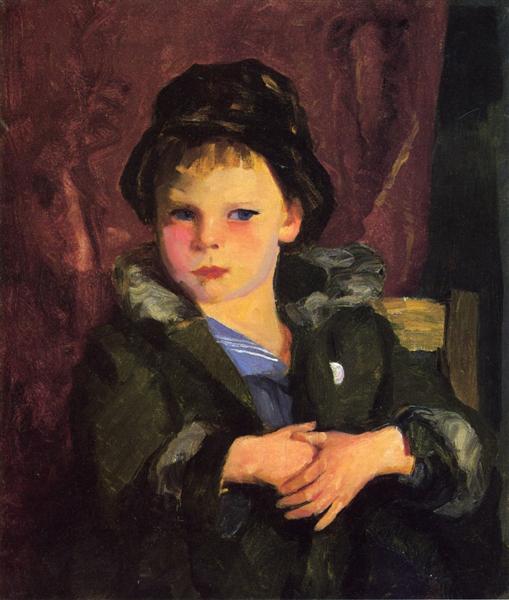 Irish Boy, 1898 - Robert Henri