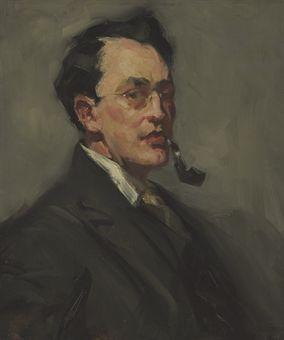 John Sloan, 1909 - Robert Henri