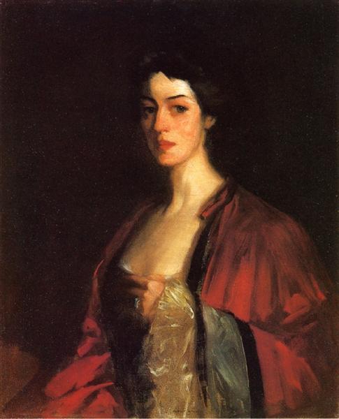 Katherine Cecil Sanford - Robert Henri