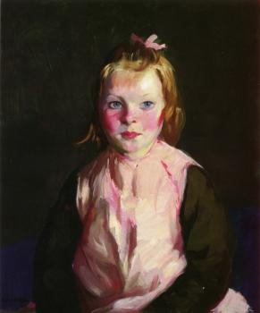 Mary O'Dee, 1913 - Robert Henri