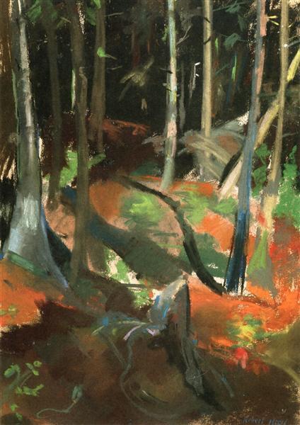 Monhegan, Maine - Robert Henri