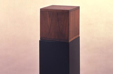 Box with the Sound of Its Own Making, 1961 - Robert Morris