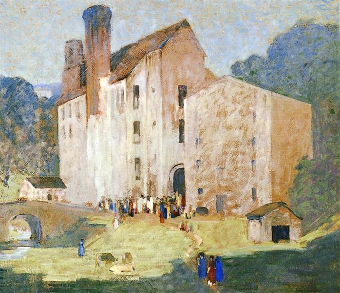 Valley Mills - Robert Spencer