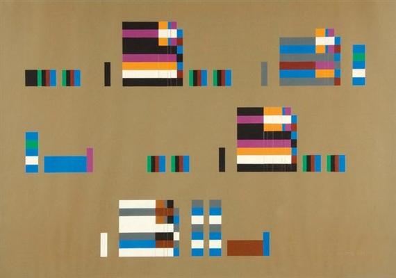 Musikbild zu einer Komposition von Pjotr Iljitsch Tschaikowski, 1960 - Robert Strubin