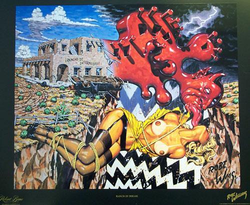 Ranch of Disease, 1993 - Robert Williams