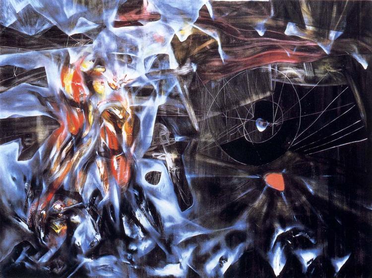 Disasters of Mysticism - Roberto Matta