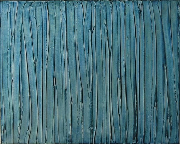 Blue Allium, 2010 - Roger Weik