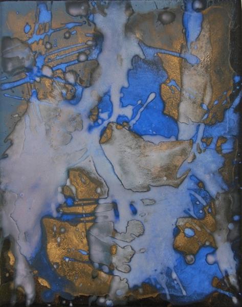 London Blue, 2009 - Roger Weik