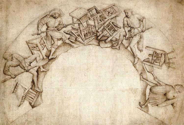 Scupstoel, 1448 - Rogier van der Weyden