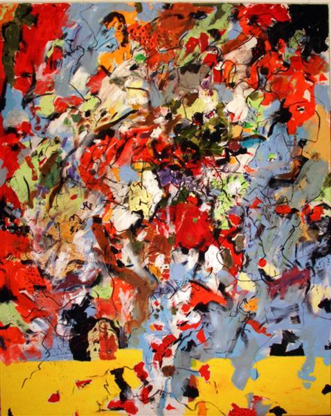 The Sacred Mountain, 2009 - Romul Nutiu
