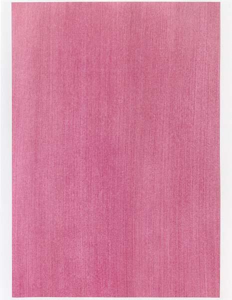 Color sample for painting (#01'10), 2004 - Rudolf de Crignis