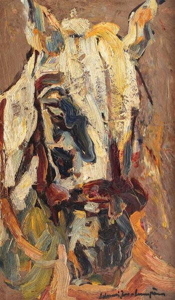 Horse, 1947 - Rudolf Schweitzer-Cumpana