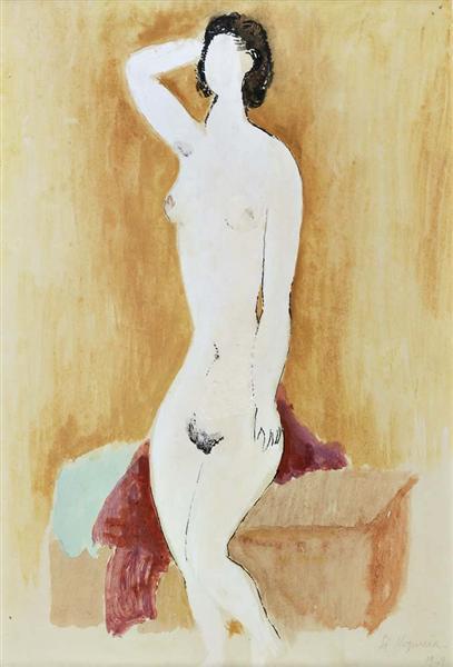 Nú feminino, 1949 - Sa Nogueira
