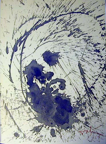 Ecce homo, 1964 - 1967 - Salvador Dali