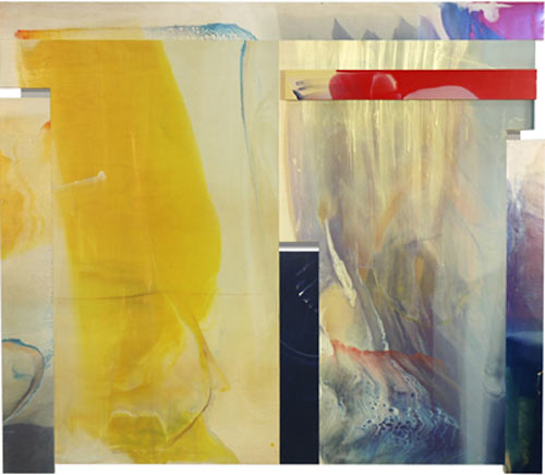 River Falls, 2008 - Sam Gilliam