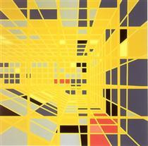 Pools - Century [Miami] - Sarah Morris