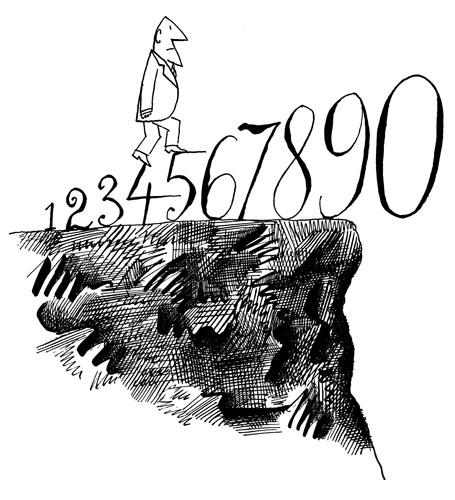 Untitled, 1962 - Saul Steinberg