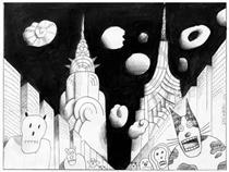 Untitled - Saul Steinberg