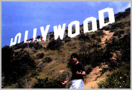 Hollywood Sign - Seen