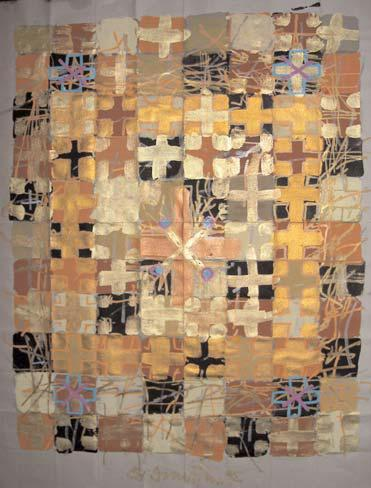 Garden of Signs, 1998 - Silviu Oravitzan
