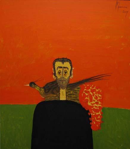 The Bird Fancier, 2009 - Sorin Ilfoveanu