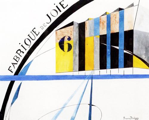 Fabrique de joie - Suzanne Duchamp
