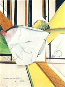 Marcel Duchamp's Unhappy Readymade - Сюзанна Дюшан