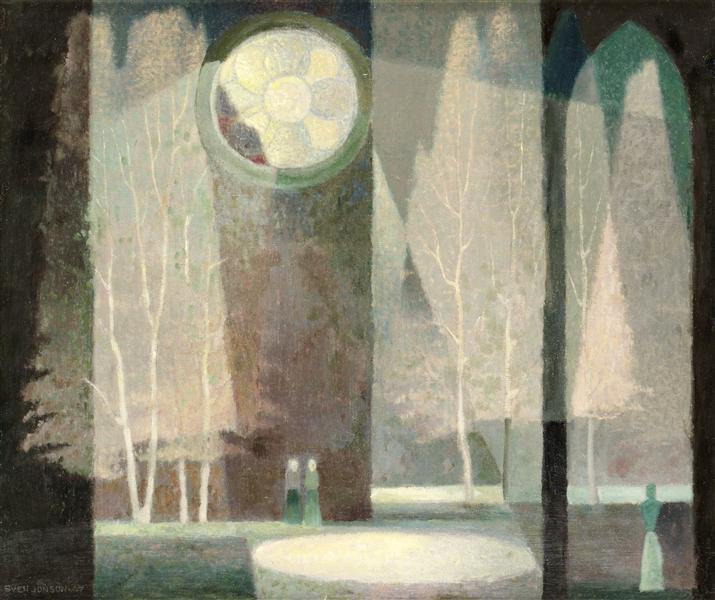 Harmoni, 1947 - Свен Джонсон