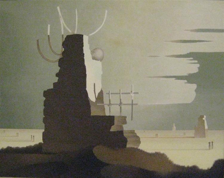 Reliker, 1937 - Свен Джонсон