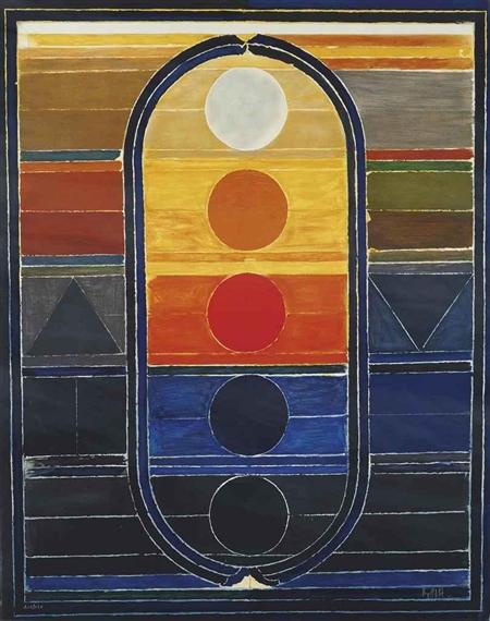 Composition - S. H. Raza