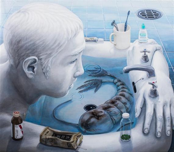 Untitled, 2004 - Tetsuya Ishida