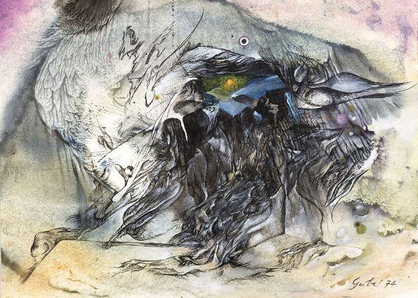 Dans l'œil du cyclone, 1974 - Тео Гербер