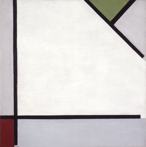 Simultaneous Counter Composition, 1929 - Theo van Doesburg