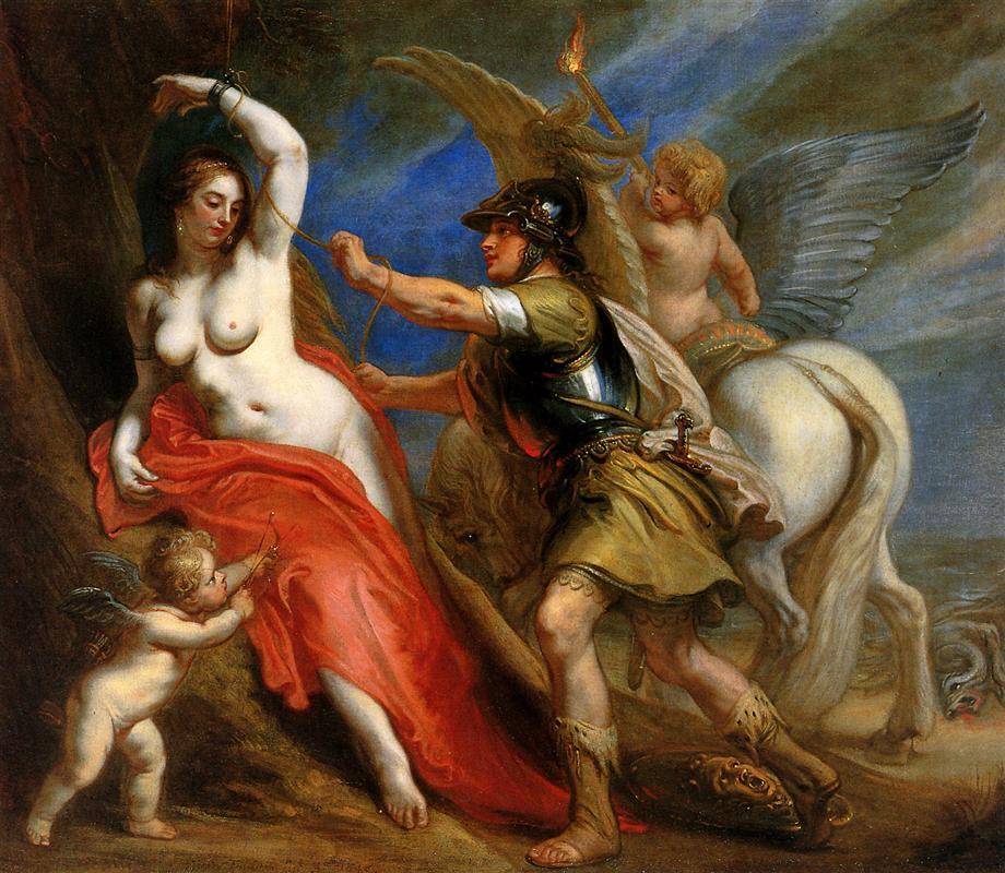 Consentido Propio Perseo Y Andrómeda 1