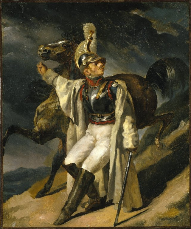 Gericault Oil Paintings