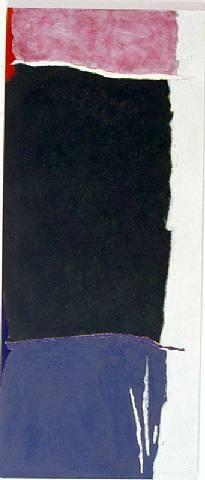 Infinity Field, Lefkatos Series II, 1978 - Theodoros Stamos