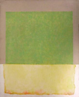 Sunbox, 1966 - Theodoros Stamos