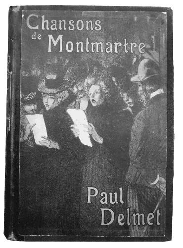 Chansons de Montmartre, 1898 - Theophile Steinlen