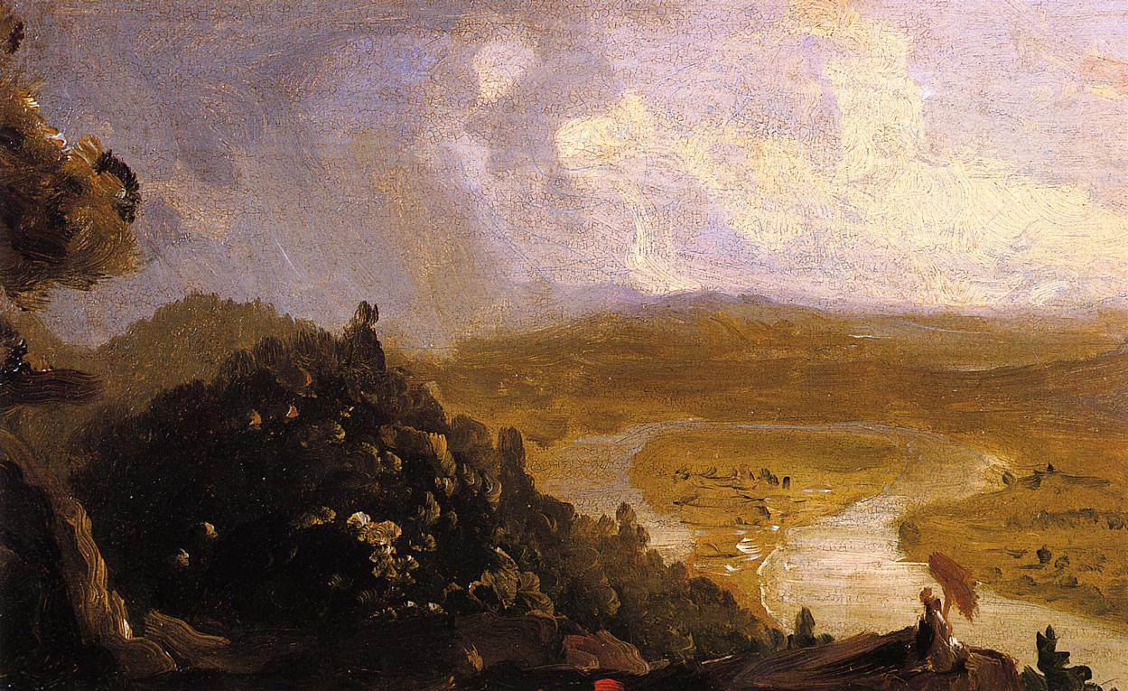Sketch for The Oxbow, 1836 - Thomas - 229.1KB
