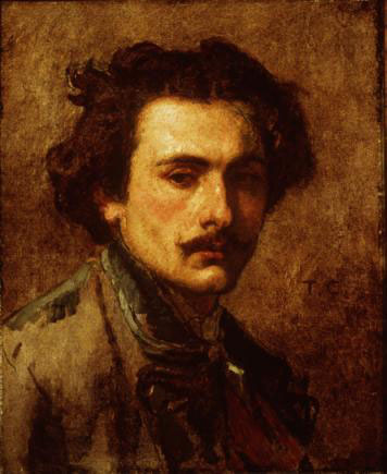 Self-Portrait - Thomas Couture