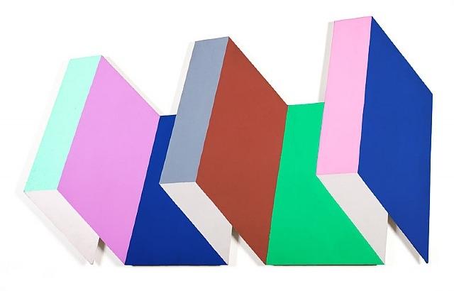 Fold One, 1968 - Thomas Downing