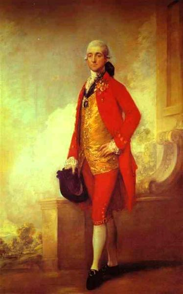 Captain William Wade, 1769 - Thomas Gainsborough