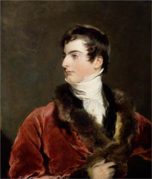 John Arthur Douglas Bloomfield, 2nd Baron Bloomfield - Thomas Lawrence