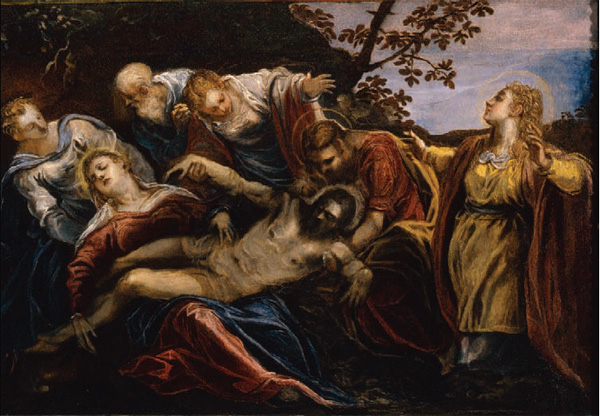 Deposition of Christ, 1556 - 1559 - Tintoretto
