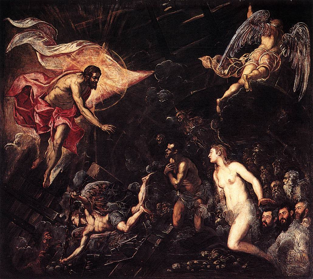 The Descent into Hell, 1568