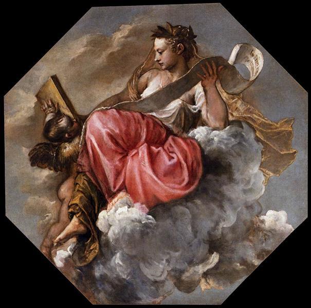 Wisdom, 1560 - Titian